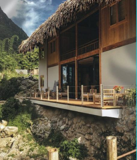 Topas Riverside Lodge