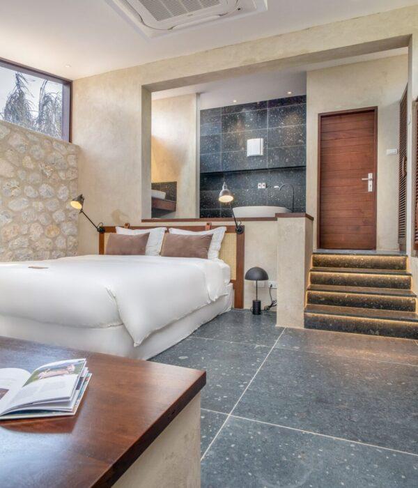 Pool Villa Bedroom 1 PV