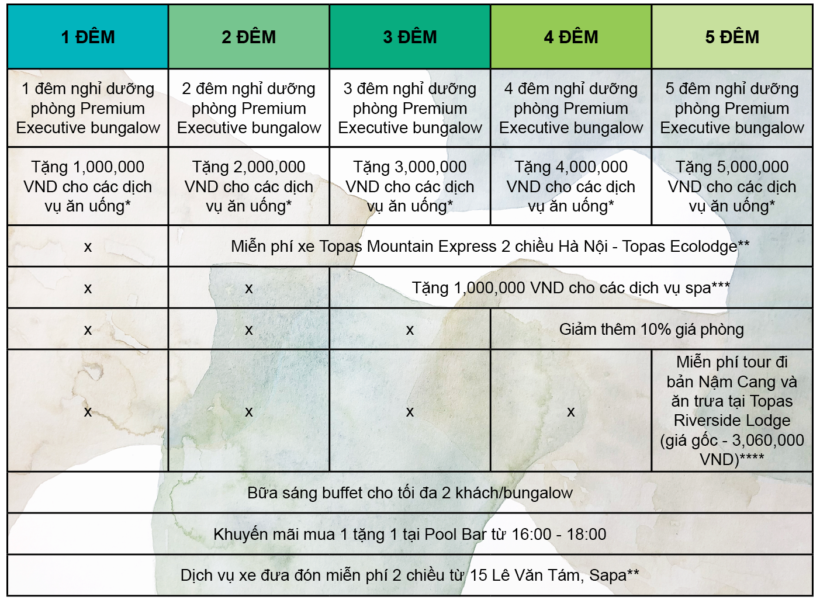 TEL Room Rate Table_VN (1)